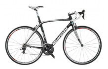 BIANCHI Infinito Ultegra 10sp Compact black/white